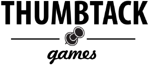 Could this be the future logo for Thumbtack Games?